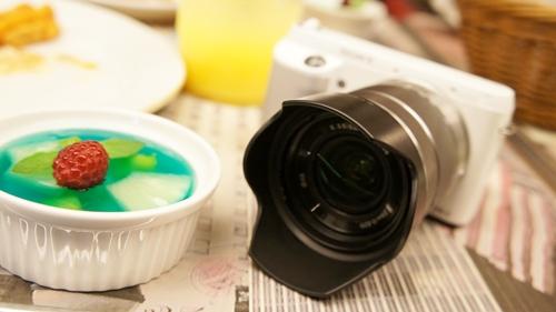 SONY NEX‐F3 デジタル一眼