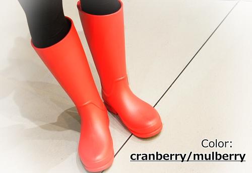 crocs wellie rain boot w