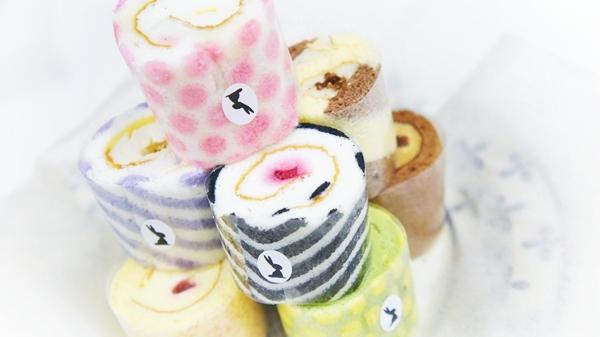 ミニロールケーキ・ミックスアソート