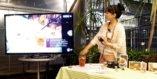 SONY NEX‐F3 おけいこカフェ