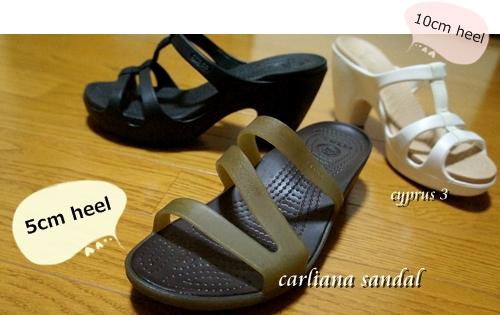 クロックス カリアナサンダル carliana sandal
