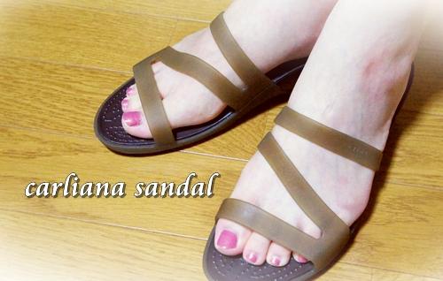 クロックス カリアナサンダルcarliana sandal