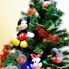 ☆ディズニークリスマスツリー