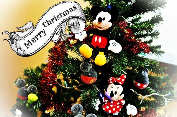 ディズニー・クリスマスツリー「スペシャルクリスマス」