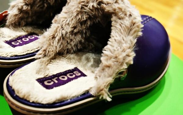 crocs cobbler eva lined clog w クロックス コブラー イーブイエー ラインド クロッグ ウィメンズ