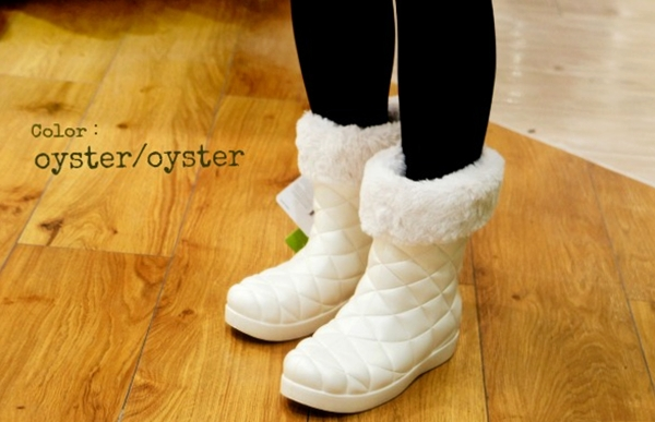 super molded cuffed puff boot w スーパー モールデッド カフド パフ ブーツ ウィメンズ