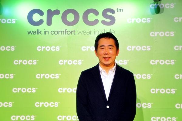 crocs47クロックス2013秋冬 展示会場