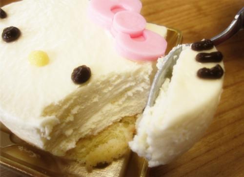 キティーちゃんミニチーズケーキ7