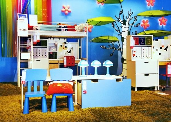 IKEA港北 子供部屋