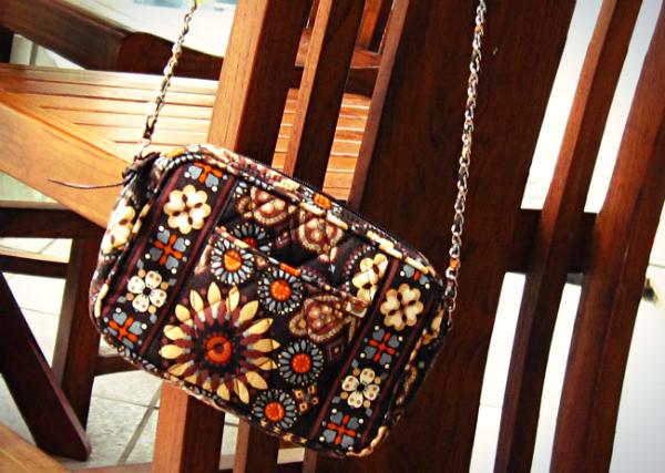 ヴェラブラッドリーMini Chain Bag