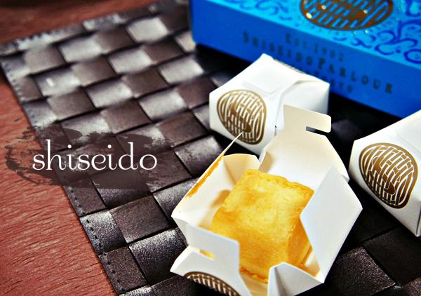 5春秋花咲くプチローズ&資生堂パーラーチーズケーキ