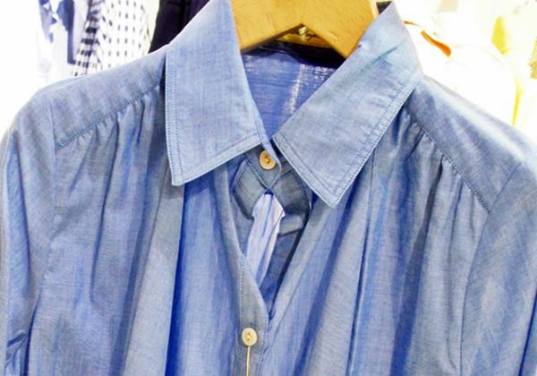 6CLEAR IMPRESSION3WAYシャツ