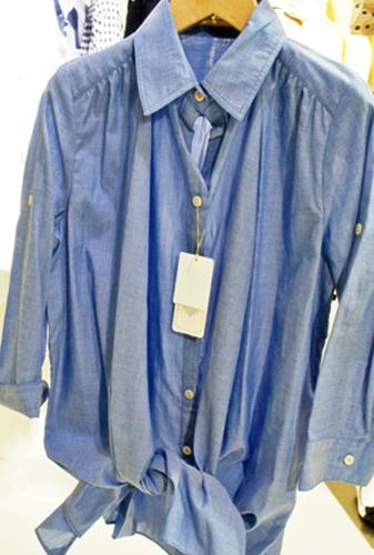 4CLEAR IMPRESSION3WAYシャツ
