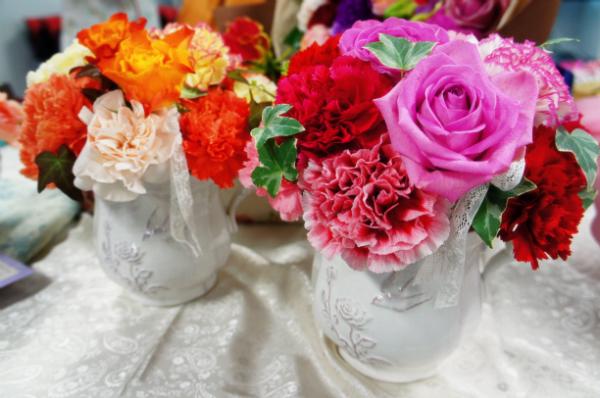 07日比谷花壇アレンジメント 母の日
