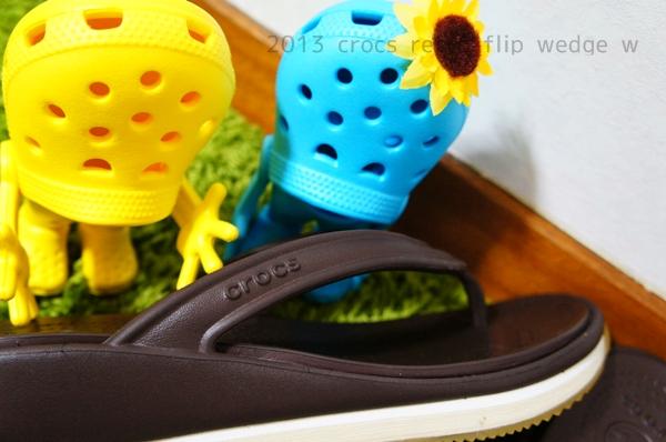 crocs retro flip wedge w クロックス レトロ フリップ ウェッジ ウィメン