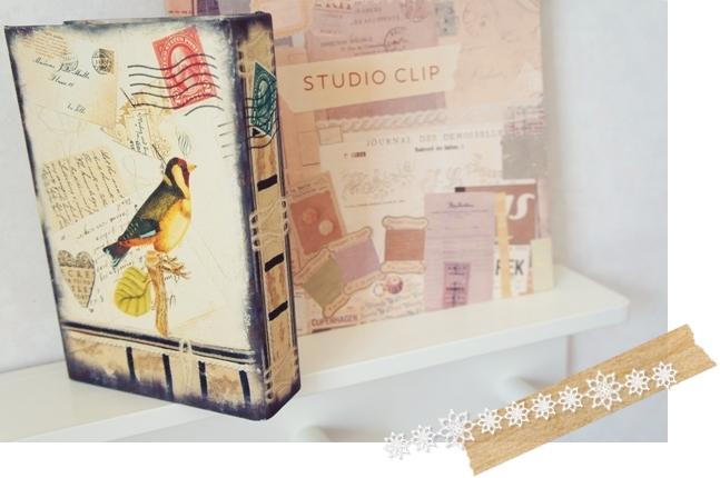 スタジオクリップ01BOOK BOX