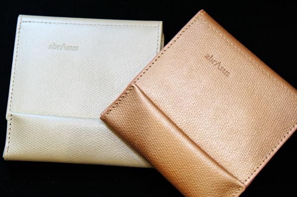 SUPER CLASSIC「薄い財布 abrAsus(アブラサス)」