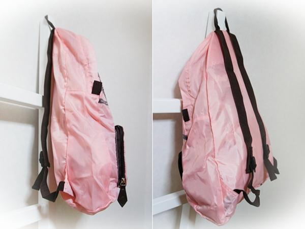 ホールマーク Hallmark リュックサック リボン柄ピンク