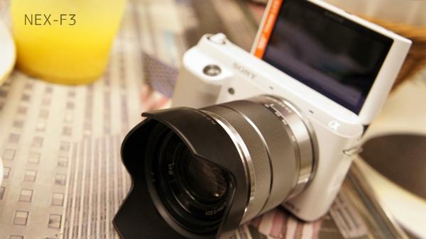 NEX-F3 ソニー ミラーレス一眼カメラ α