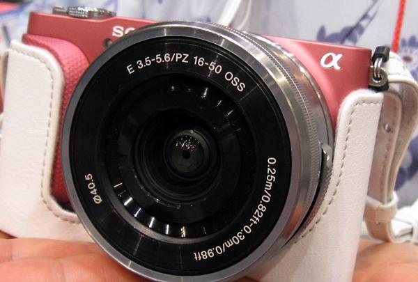 NEX-3N ソニー ミラーレス一眼カメラ α