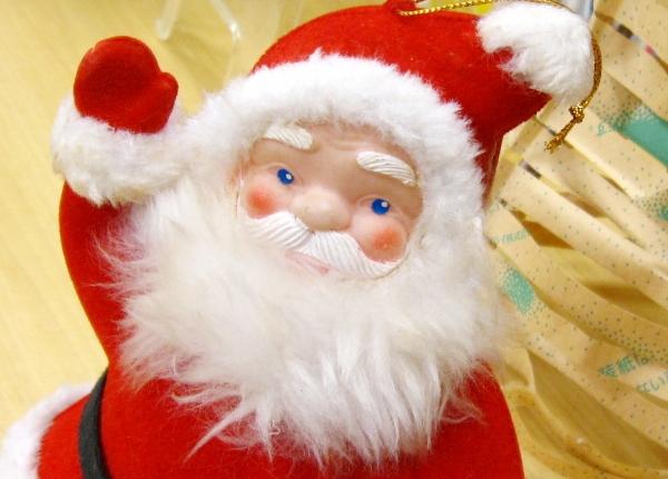クリスマス イメージ サンタクロース