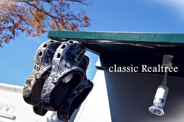 クロックス classic Realtree クラシック リアルツリー