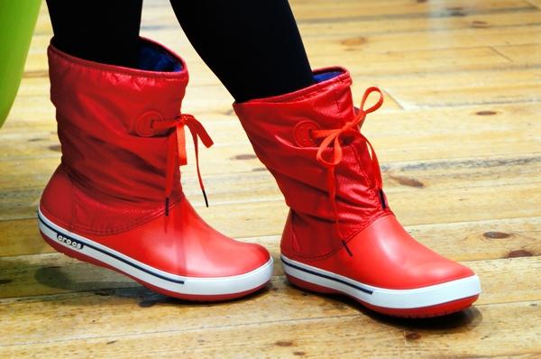 crocband 2.5 lace boot w クロックバンド 2.5 レース ブーツ ウィメン