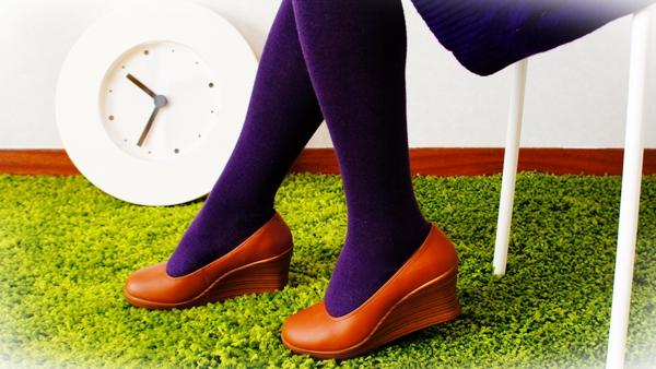 クロックス a-leigh closed toe synthetic wedge アレイ クローズド トウ シンセティック ウェッジ