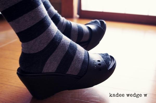 クロックス kadee wedge w カディ ウェッジ ウィメン