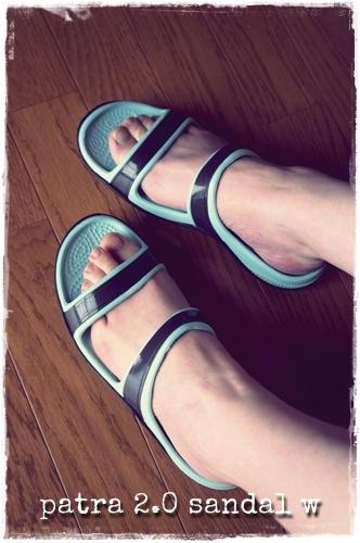 クロックス patra 2.0 sandal w パトラ 2.0 サンダル ウィメン
