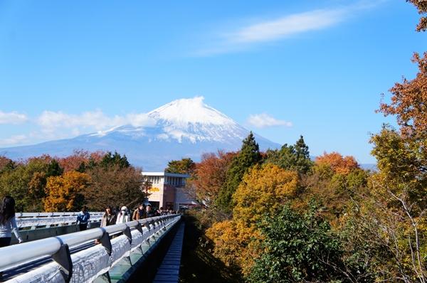 御殿場 富士山 プレミアムアウトレット