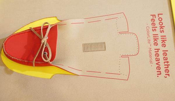 カラーライト 縫製 ワンピース構造