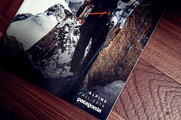 パタゴニア 2014 秋冬 カタログ