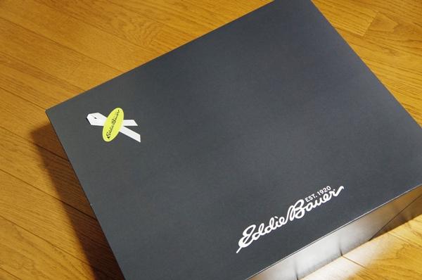 エディーバウアー ギフト ラッピング BOX イメージ