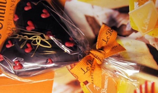 ル・ポミエ チョコレート バレンタイン