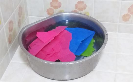 紙の加湿器 ペーパー加湿器 お手入れ方法 メンテナンス