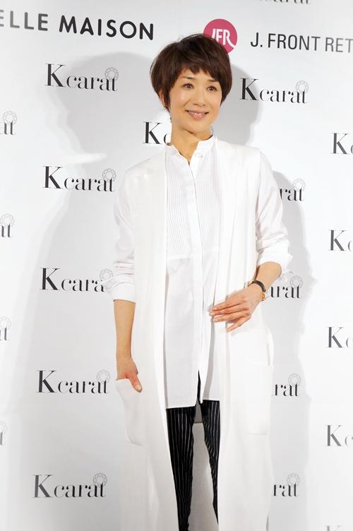 黒田知永子 Kカラット ケイカラット ブランドイベント