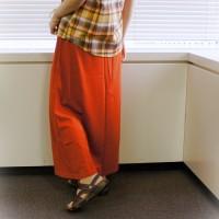 ベルメゾンデイズ ルームウェアマキシスカート(BELLE MAISON DAYS)