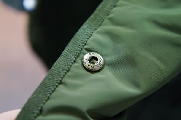 ランズエンド プリマロフト コート 高機能中綿アウター