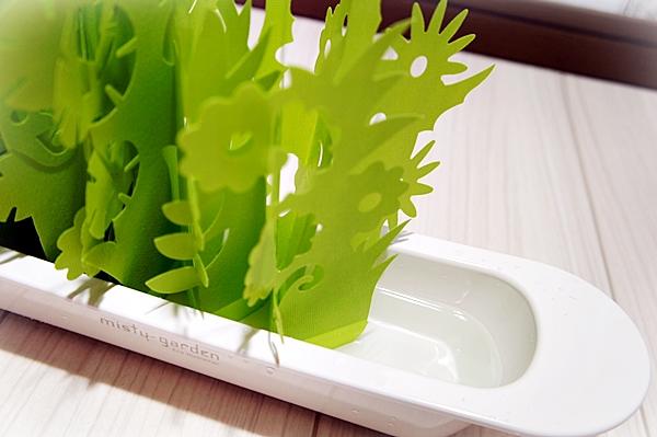 ミクニ ミスティガーデンセカンド ミスティガーデン2nd 自然気化式加湿器 ペーパー加湿器 紙の加湿器