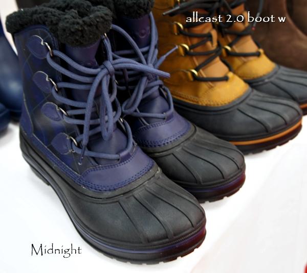 防水 クロックス オールキャスト 2.0 ブーツ ウィメン