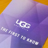 UGG アグ 会員プログラム BE THE FIRST TO KNOW