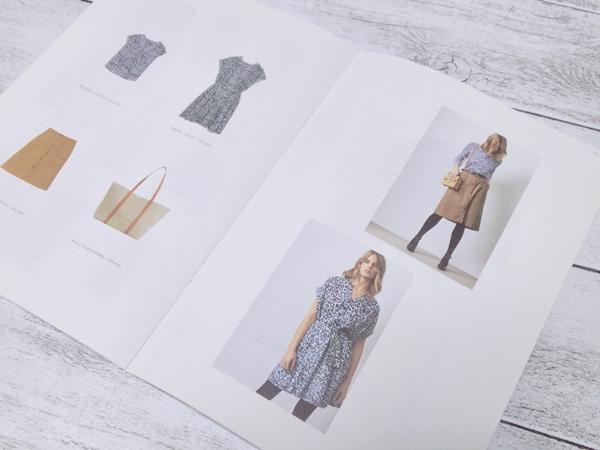 コントワーデコトニエ Comptoir des Cotonniers 2017ssカタログ
