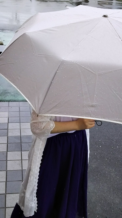強力撥水耐風雨傘 撥水5級 makez.マケズ 楽天macoccaマコッカ