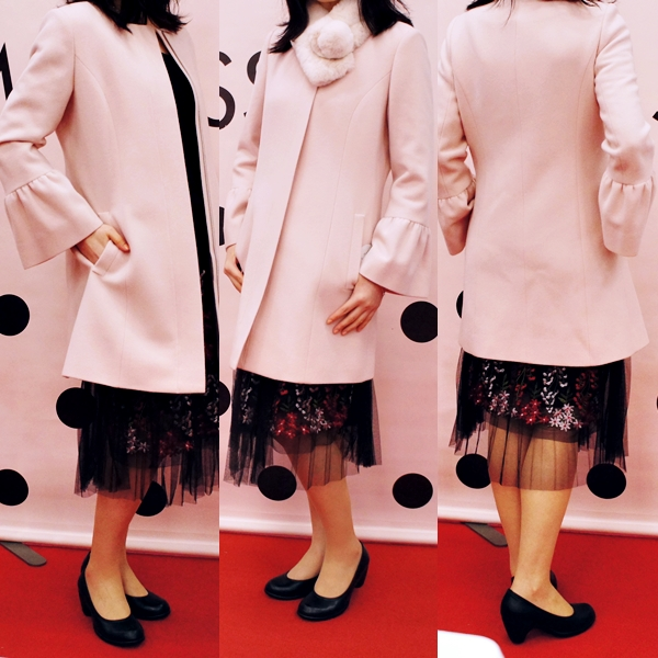 MISS J(ミス ジェイ)LAPINE (ラピーヌ)2017年秋冬コレクション