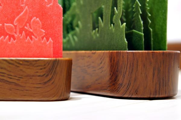 北欧の森Tree 北欧の森Forest エコ加湿器 ペーパー加湿器 紙の加湿器 自然気化式加湿器 野杁製作所