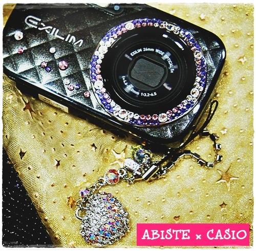 ABISTE スペシャルデジタルカメラセット カシオ エクシリムEX-N10