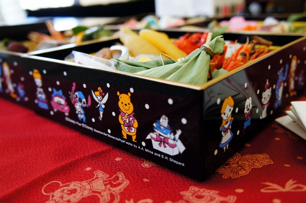 おせち・ディズニーファンタジーショップ20周年セット(ディズニー)