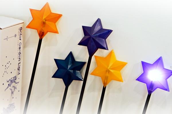 フェリシモ きらきら星のソーラーガーデンライトの会