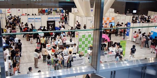 リンクシェアジャパンフェア2015 会場イメージ